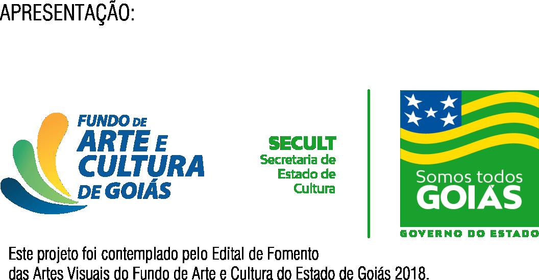 Apresentação: Fundo de Arte e Cultura de Goiás / SECULT – Governo do Estado de Goiás